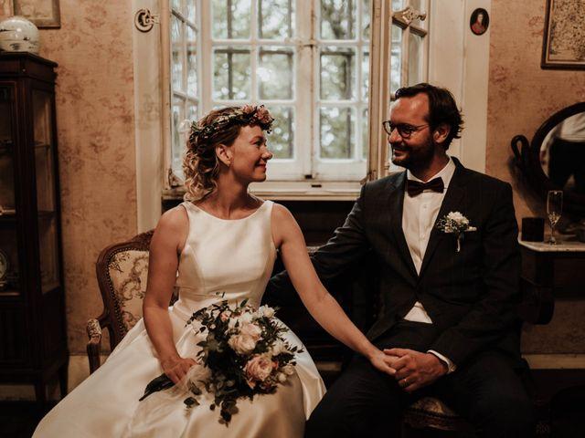 Le mariage de Benoit et Sofya à Mercey-le-Grand, Doubs 63