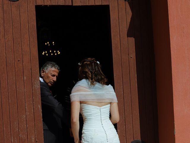 Le mariage de Sébastien et Gaelle à Cargèse, Corse 4