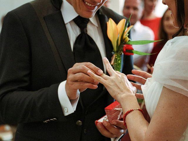 Le mariage de Sébastien et Gaelle à Cargèse, Corse 1