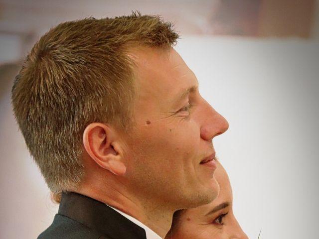 Le mariage de Sébastien et Gaelle à Cargèse, Corse 6