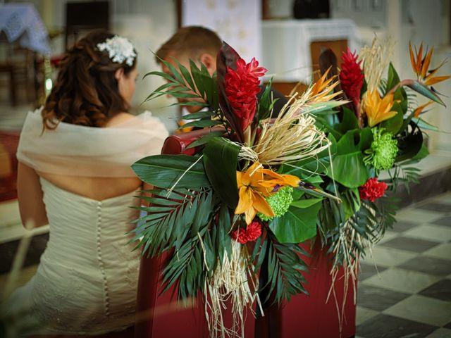 Le mariage de Sébastien et Gaelle à Cargèse, Corse 2