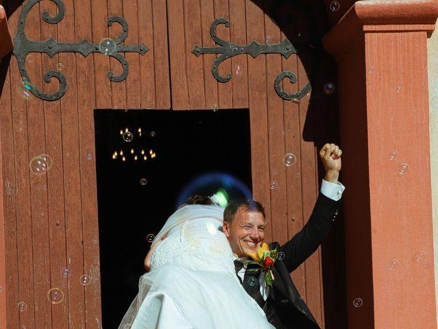 Le mariage de Sébastien et Gaelle à Cargèse, Corse 7