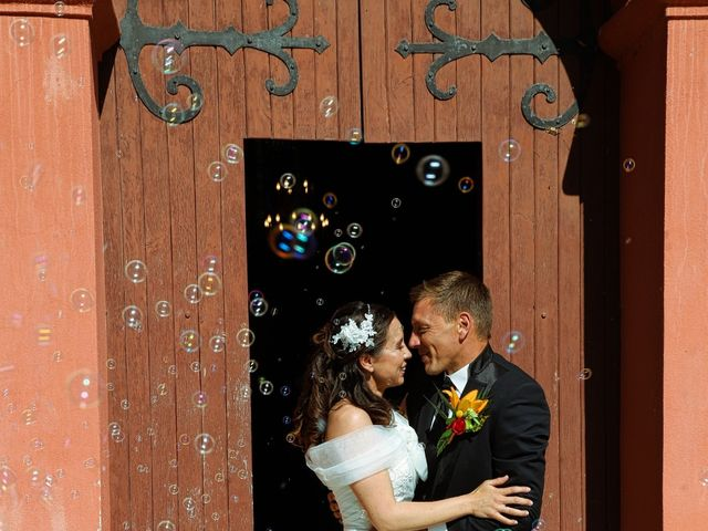 Le mariage de Sébastien et Gaelle à Cargèse, Corse 8