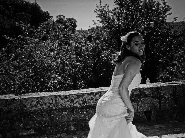 Le mariage de Sébastien et Gaelle à Cargèse, Corse 9