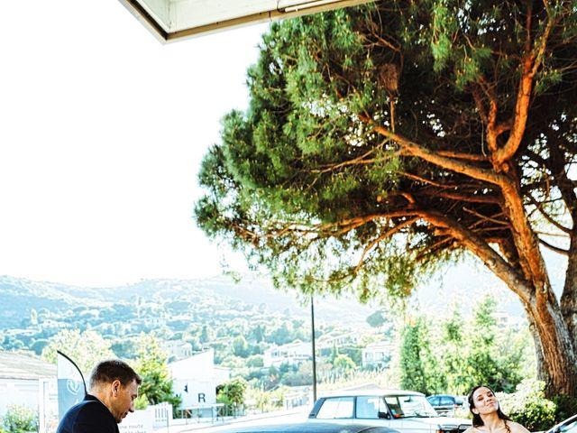 Le mariage de Sébastien et Gaelle à Cargèse, Corse 12