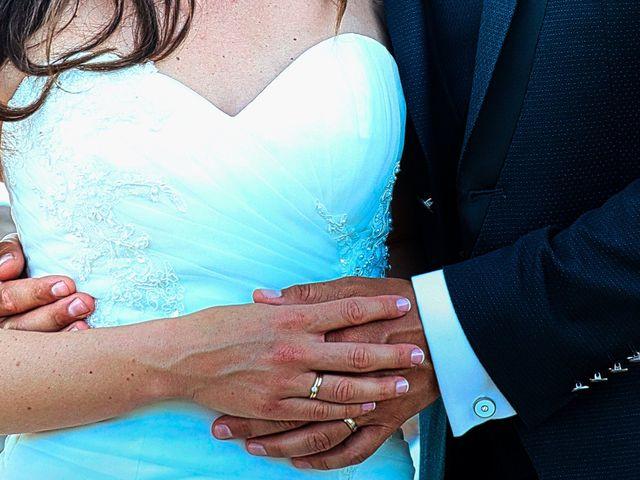 Le mariage de Sébastien et Gaelle à Cargèse, Corse 24