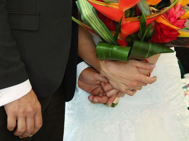 Le mariage de Sébastien et Gaelle à Cargèse, Corse 26