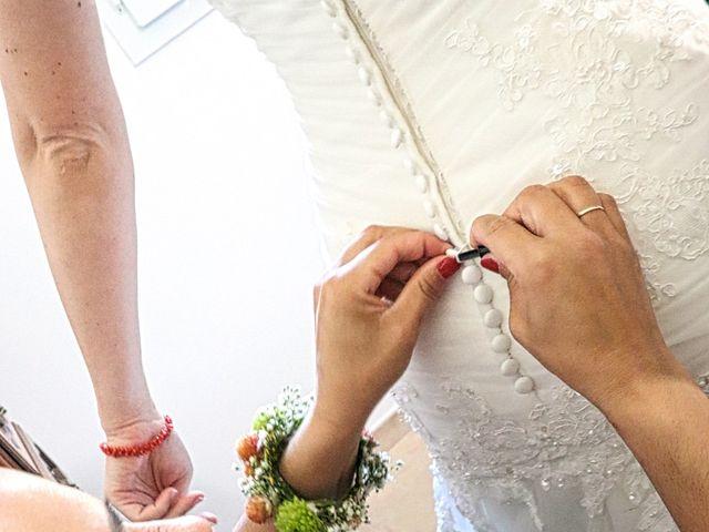 Le mariage de Sébastien et Gaelle à Cargèse, Corse 32