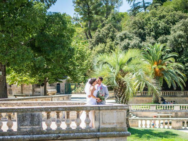 Le mariage de Daniele et Lale à Nîmes, Gard 7