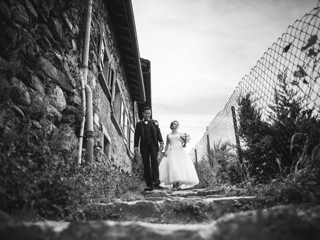 Le mariage de Joy et Quentin à Cranves-Sales, Haute-Savoie 4