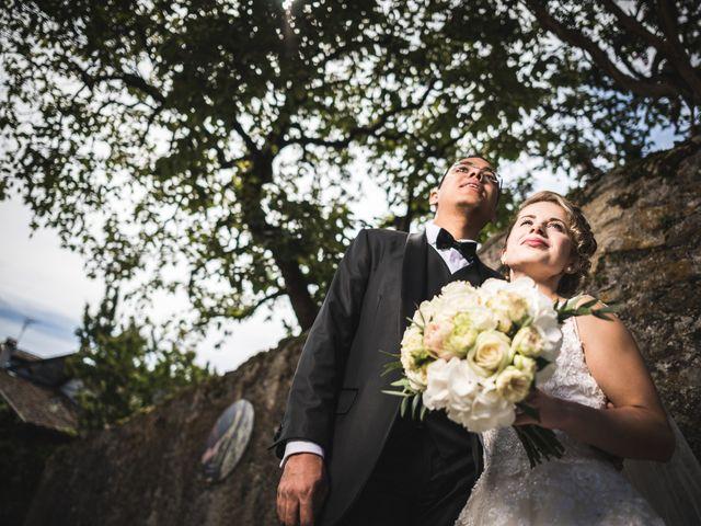Le mariage de Joy et Quentin à Cranves-Sales, Haute-Savoie 10