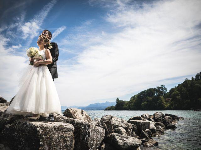 Le mariage de Joy et Quentin à Cranves-Sales, Haute-Savoie 13