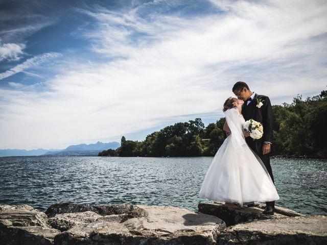 Le mariage de Joy et Quentin à Cranves-Sales, Haute-Savoie 14
