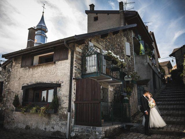 Le mariage de Joy et Quentin à Cranves-Sales, Haute-Savoie 16