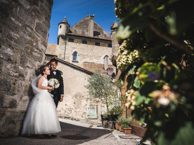 Le mariage de Joy et Quentin à Cranves-Sales, Haute-Savoie 21
