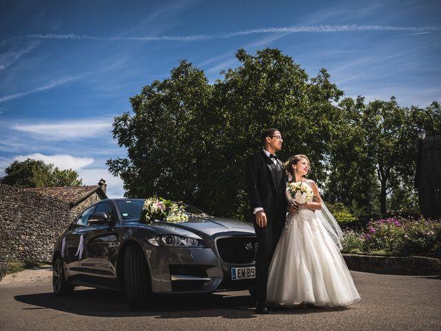 Le mariage de Joy et Quentin à Cranves-Sales, Haute-Savoie 23