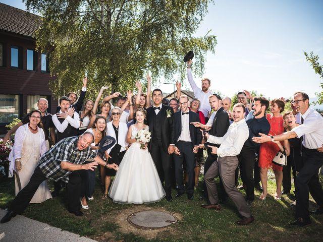 Le mariage de Joy et Quentin à Cranves-Sales, Haute-Savoie 33
