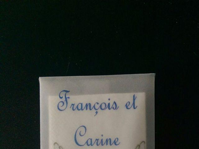 Le mariage de François et Carine à Boissy-sous-Saint-Yon, Essonne 5