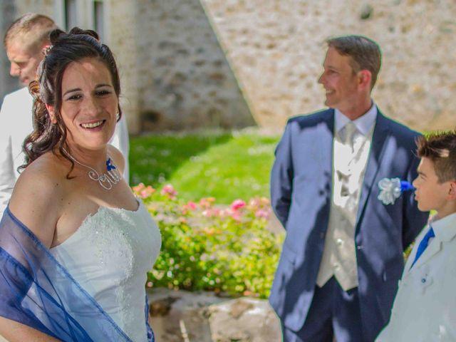 Le mariage de François et Carine à Boissy-sous-Saint-Yon, Essonne 48