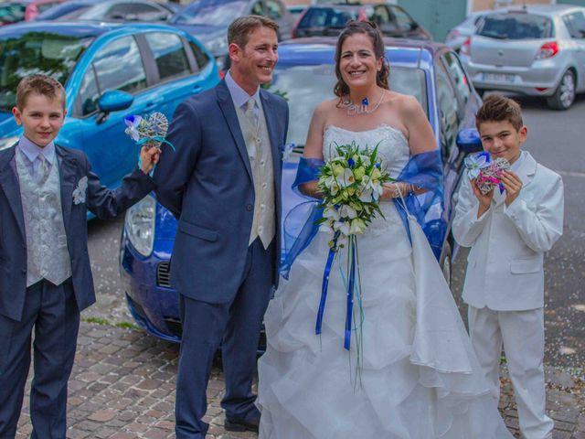Le mariage de François et Carine à Boissy-sous-Saint-Yon, Essonne 54