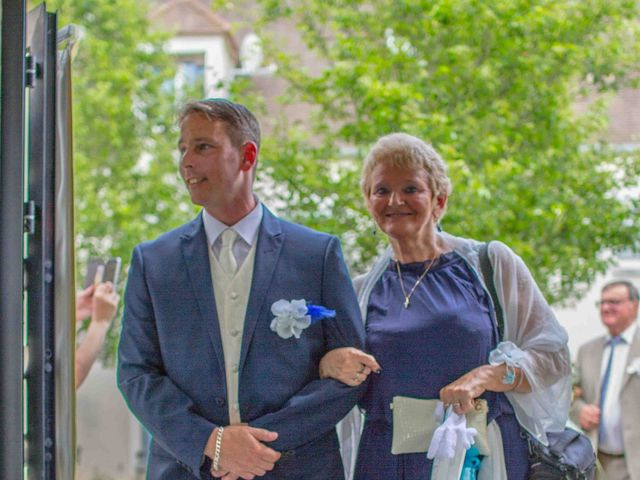 Le mariage de François et Carine à Boissy-sous-Saint-Yon, Essonne 56