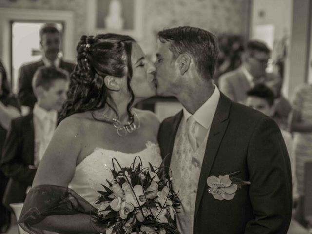 Le mariage de François et Carine à Boissy-sous-Saint-Yon, Essonne 62