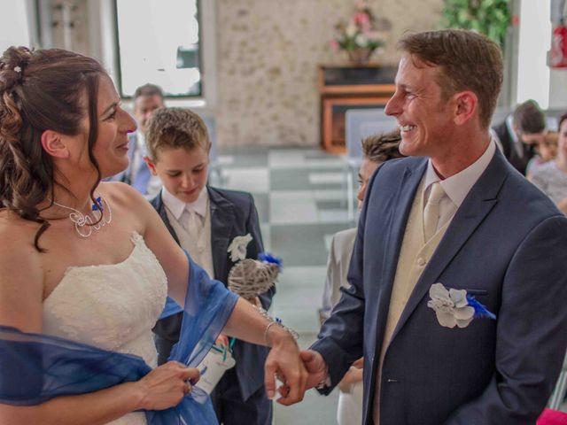 Le mariage de François et Carine à Boissy-sous-Saint-Yon, Essonne 71
