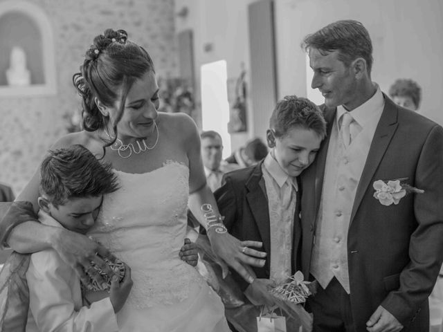 Le mariage de François et Carine à Boissy-sous-Saint-Yon, Essonne 74
