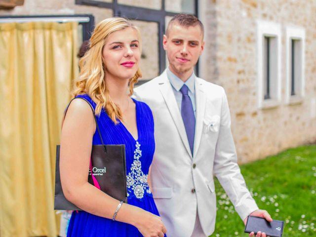 Le mariage de François et Carine à Boissy-sous-Saint-Yon, Essonne 78