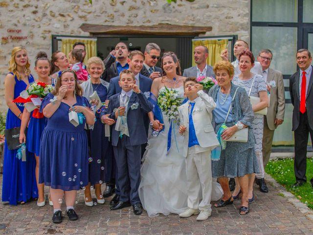 Le mariage de François et Carine à Boissy-sous-Saint-Yon, Essonne 83
