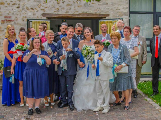 Le mariage de François et Carine à Boissy-sous-Saint-Yon, Essonne 84