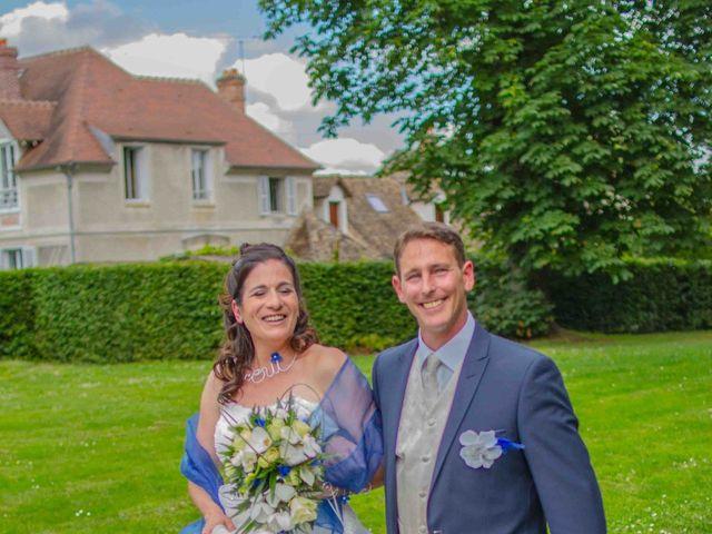 Le mariage de François et Carine à Boissy-sous-Saint-Yon, Essonne 85