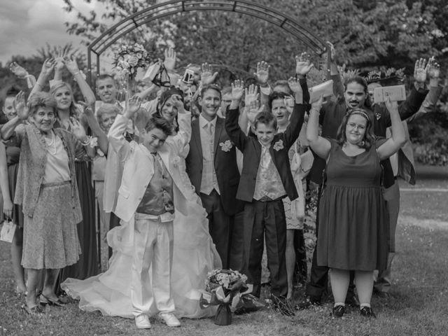 Le mariage de François et Carine à Boissy-sous-Saint-Yon, Essonne 86