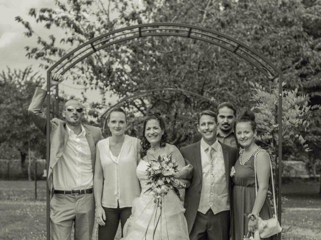 Le mariage de François et Carine à Boissy-sous-Saint-Yon, Essonne 91