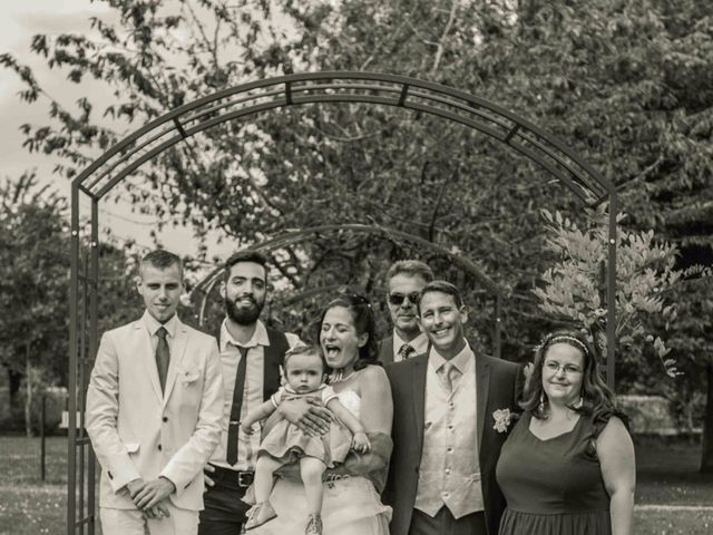 Le mariage de François et Carine à Boissy-sous-Saint-Yon, Essonne 93