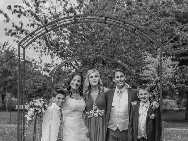 Le mariage de François et Carine à Boissy-sous-Saint-Yon, Essonne 94