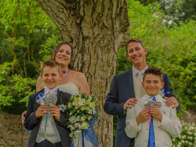 Le mariage de François et Carine à Boissy-sous-Saint-Yon, Essonne 111