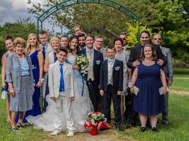 Le mariage de François et Carine à Boissy-sous-Saint-Yon, Essonne 121