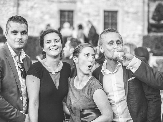 Le mariage de Benoît et Mariannick à Jaillans, Drôme 1
