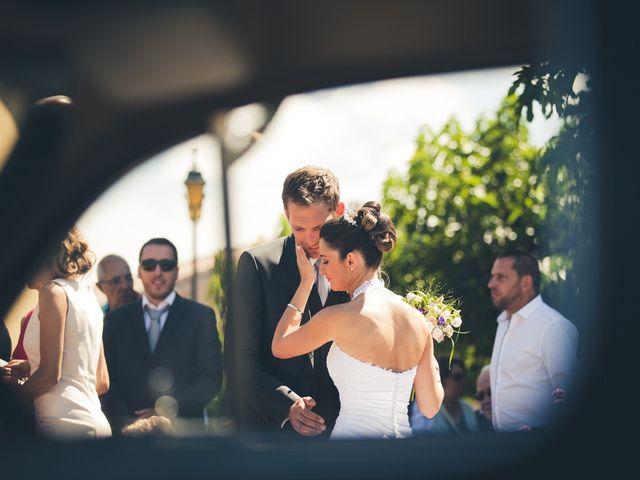 Le mariage de Benoît et Mariannick à Jaillans, Drôme 8