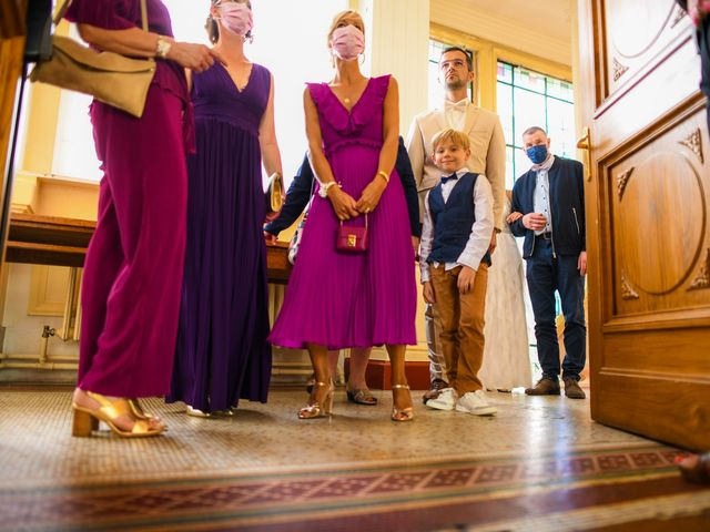 Le mariage de David et Stéphanie à Sainte-Catherine, Pas-de-Calais 6