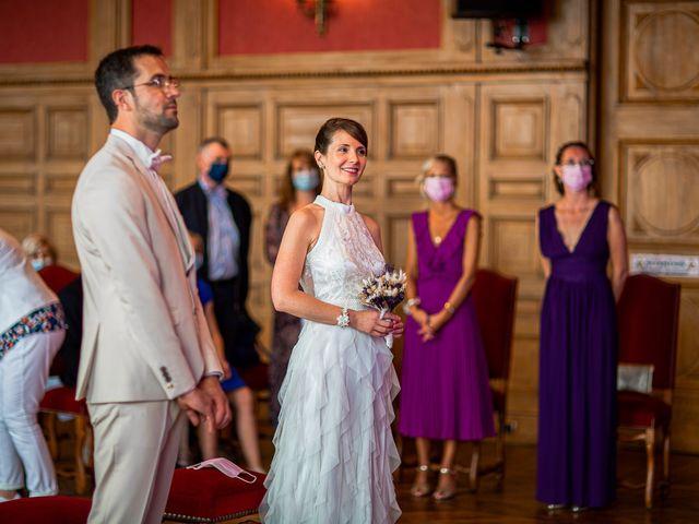 Le mariage de David et Stéphanie à Sainte-Catherine, Pas-de-Calais 7