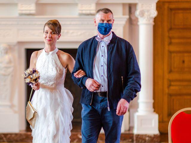 Le mariage de David et Stéphanie à Sainte-Catherine, Pas-de-Calais 9