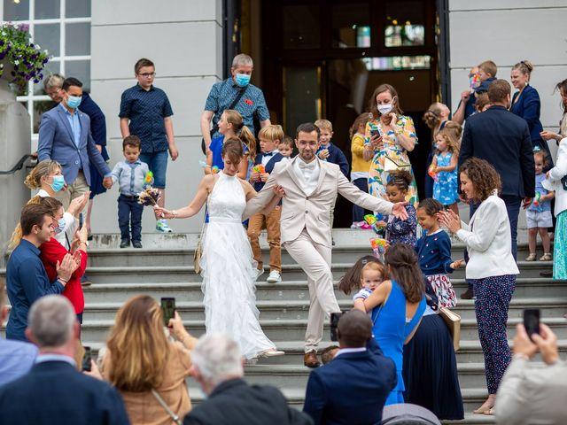 Le mariage de David et Stéphanie à Sainte-Catherine, Pas-de-Calais 16