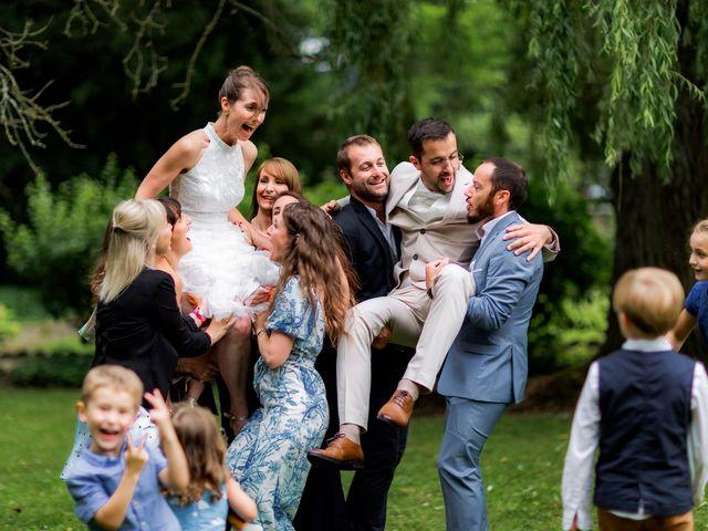 Le mariage de David et Stéphanie à Sainte-Catherine, Pas-de-Calais 40