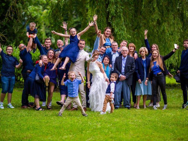 Le mariage de David et Stéphanie à Sainte-Catherine, Pas-de-Calais 41
