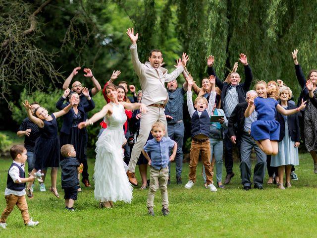 Le mariage de David et Stéphanie à Sainte-Catherine, Pas-de-Calais 42