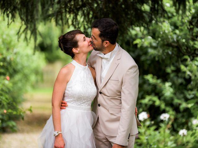 Le mariage de David et Stéphanie à Sainte-Catherine, Pas-de-Calais 52