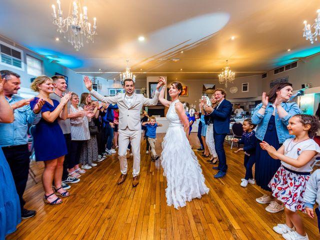 Le mariage de David et Stéphanie à Sainte-Catherine, Pas-de-Calais 72