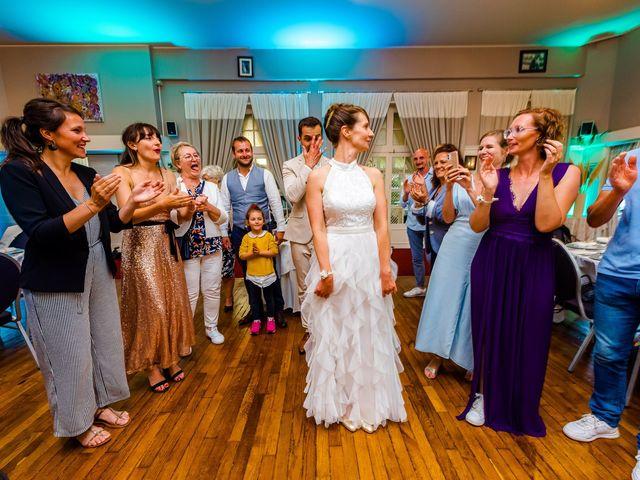 Le mariage de David et Stéphanie à Sainte-Catherine, Pas-de-Calais 73